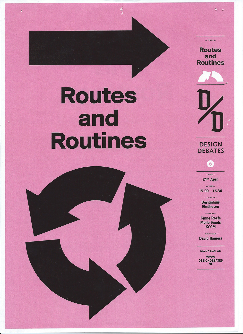 Routes and Routines, HNI