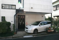 Private parking place in Itabashi-ku